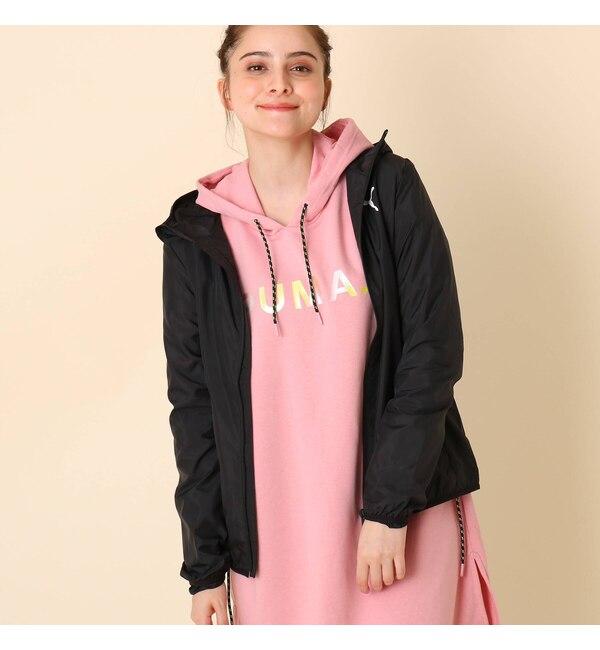 【クチュール ブローチ/Couture brooch】 【WEB限定販売】PUMA(プーマ)フーデッドブルゾン