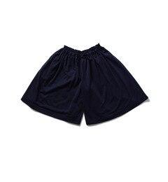【ハッシュアッシュ/HusHusH】天竺スカーチョ[3000円(税込)以上で送料無料]