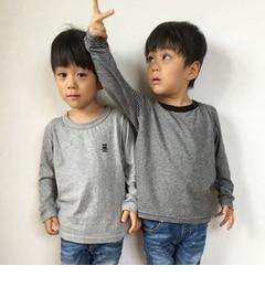 【ハッシュアッシュ/HusHusH】 つかえるTシャツ2枚SET [3000円(税込)以上で送料無料]