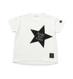【サンカンシオン/3can4on】 【150cmまで】やわらか肌触り半袖Tシャツ [3000円(税込)以上で送料無料]