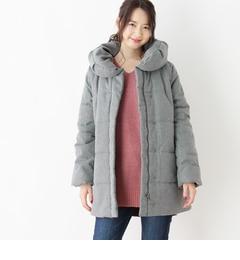 【サンカンシオン/3can4on】 サーモミルフィーユ(R)中綿コート [送料無料]
