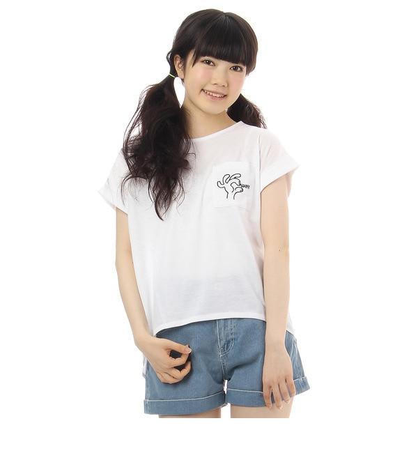 【ピンクラテ/PINK?Latte】 キラチャレコラボTシャツ [送料無料]