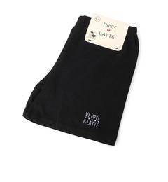 【ピンクラテ/PINK?Latte】 ロゴ刺しゅうスカート用インパンツ [3000円(税込)以上で送料無料]