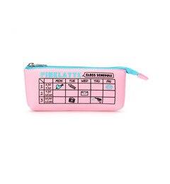【ピンクラテ/PINK?Latte】 時間割ミニポーチ [3000円(税込)以上で送料無料]