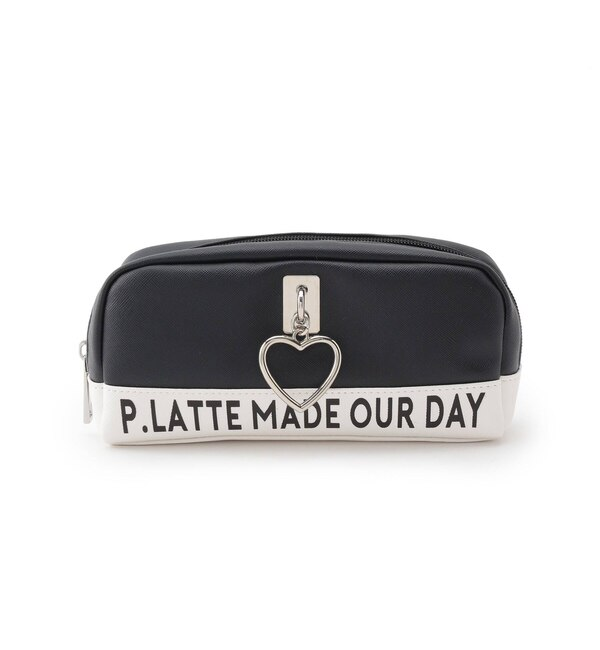 【ピンクラテ/PINK-Latte】 ◆ハートリングポーチ