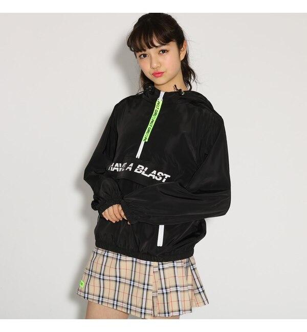 【ピンクラテ/PINK-Latte】 アノラック