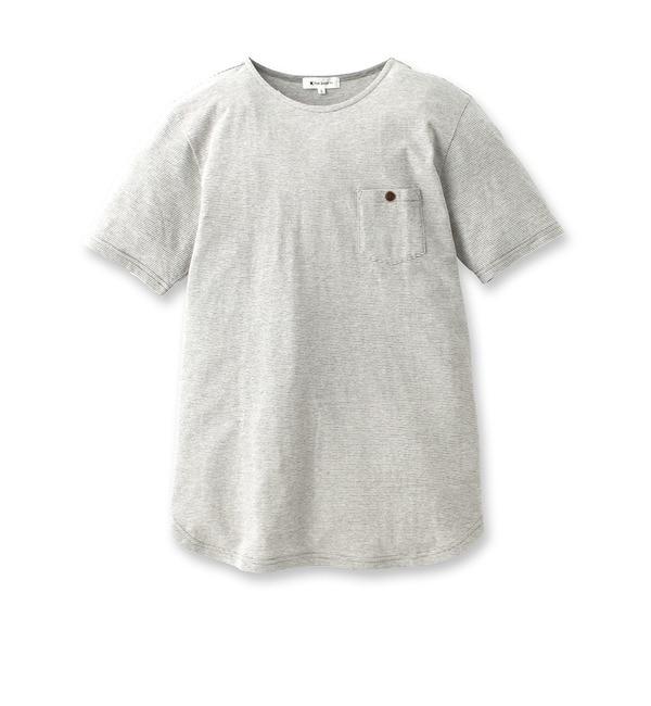 【ザ ショップ ティーケー/THE SHOP TK】 ◆ラウンド裾プルオーバー [3000円(税込)以上で送料無料]