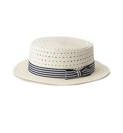 【ザショップティーケー/THESHOPTK】カンカン帽[3000円(税込)以上で送料無料]