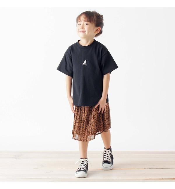【ザ ショップ ティーケー/THE SHOP TK】 【100-150cm/パパおそろい】カンゴールTシャツ