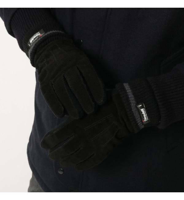 【ザ ショップ ティーケー/THE SHOP TK】 【スマホ対応】ピッグスェード手袋