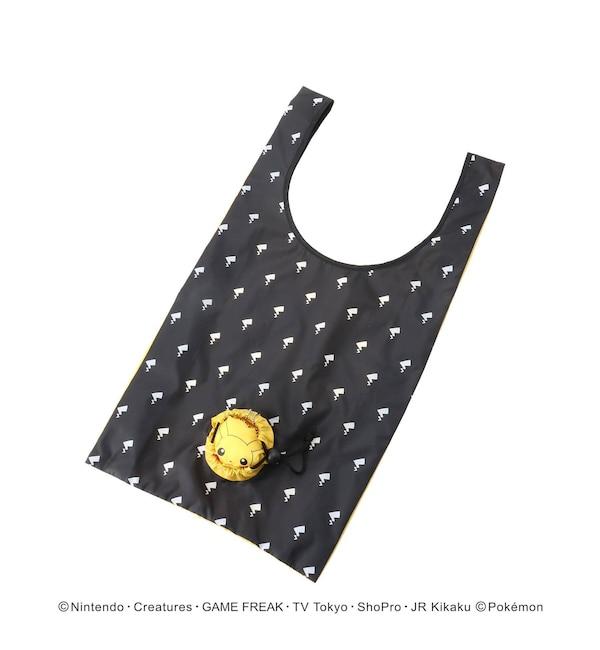【ザ ショップ ティーケー/THE SHOP TK】 ポケットモンスター エコバッグ/収納可能/バッグチャームになります!