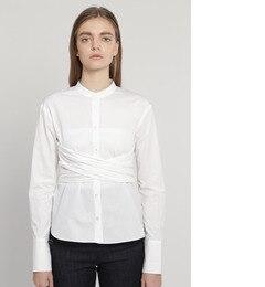【ジルスチュアート/JILLSTUART】 オルガスタンドカラーシャツ [送料無料]