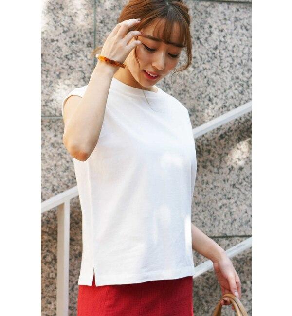 【フリーズマート/Free's Mart】 USAコットンフレンチクルーネックTシャツ