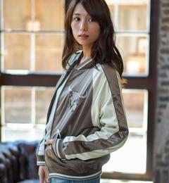 【goa/goa】 リバーシブル Embroidery スカジャン [送料無料]