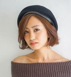 【goa/goa】 ウール ミリタリー ベレー帽 [送料無料]