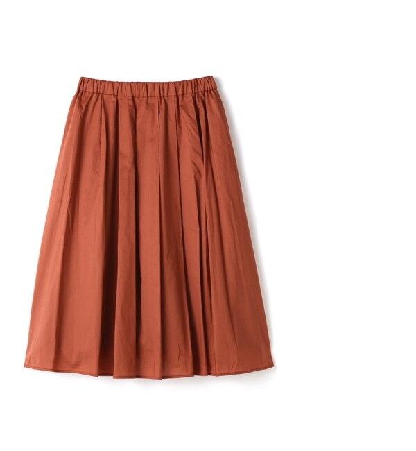 【プロポーションボディドレッシング/PROPORTION BODY DRESSING】 《BLANCHIC》サーキュラースカート [送料無料]