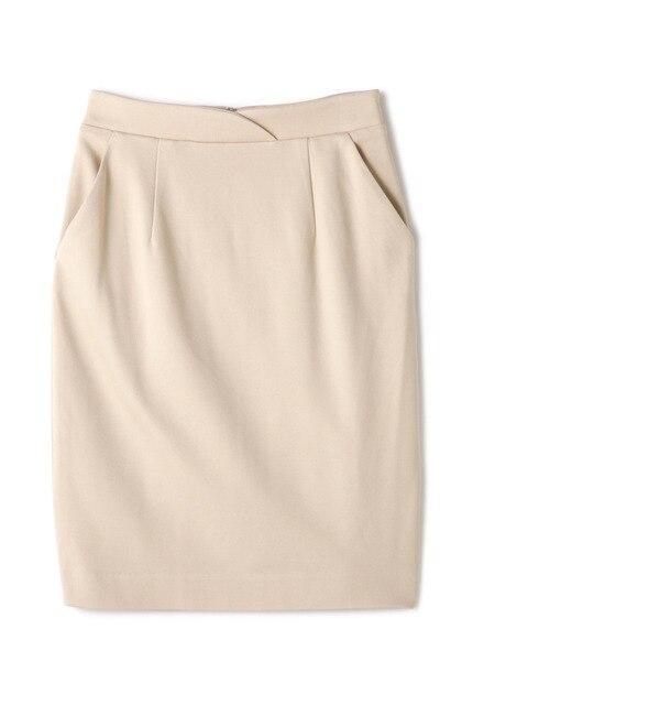 【プロポーションボディドレッシング/PROPORTION BODY DRESSING】 カルゼポンチ?スカート [送料無料]