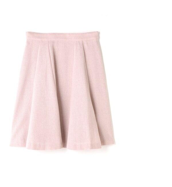 【プロポーションボディドレッシング/PROPORTION BODY DRESSING】 ドビーツィードスカート [送料無料]