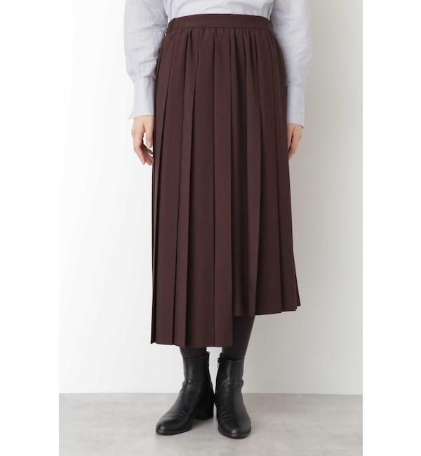 【ヒューマンウーマン/HUMAN WOMAN】 ◆T.yamaiコラボスカート