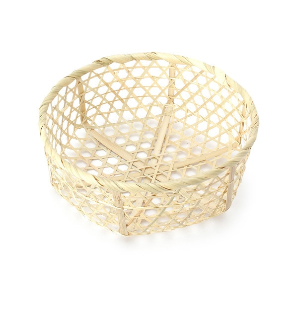 【コルテラルゴ/CorteLargo】 竹かご(L) [3000円(税込)以上で送料無料]