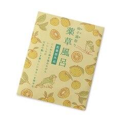 【コルテラルゴ/CorteLargo】 柚子湯祭り 薬草風呂バスバッグ [3000円(税込)以上で送料無料]