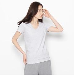【コルテラルゴ/CorteLargo】 Hanes VネックTシャツ2枚組 [3000円(税込)以上で送料無料]