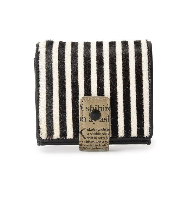 【ヒロコ ハヤシ/HIROKO HAYASHI】 RIO(リオ) 薄型二つ折り財布 [送料無料]