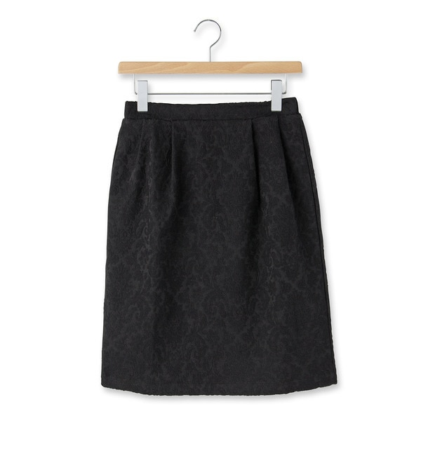 【シューラルー/SHOO・LA・RUE】 ◆ジャカードエスニックスカート [3000円(税込)以上で送料無料]