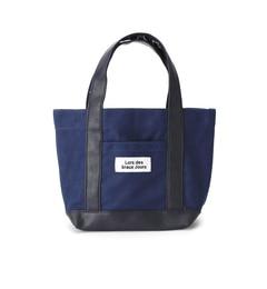 【シューラルー/SHOO・LA・RUE】 スターポイントリバーシブルトートバッグ [3000円(税込)以上で送料無料]