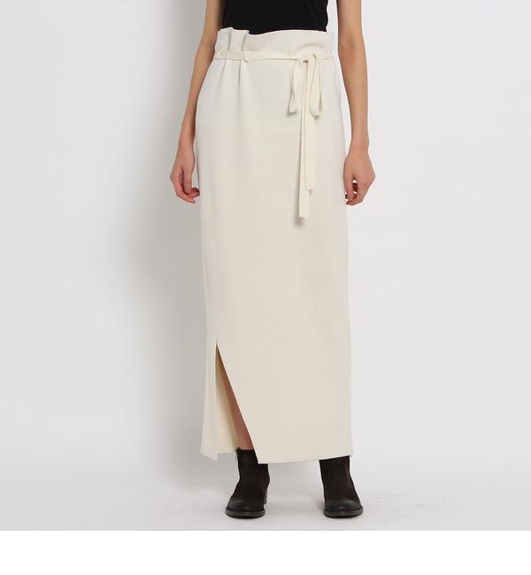 【ジェット/JET】 ロングニットスカート [送料無料]
