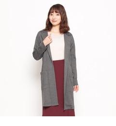 【スマートピンク/smartpink】ロングジャケット[送料無料]