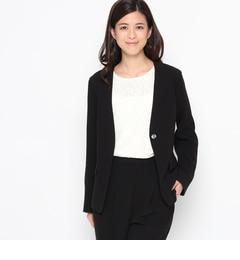 【スマートピンク/smartpink】アチェローザバックサテンジャケット[送料無料]