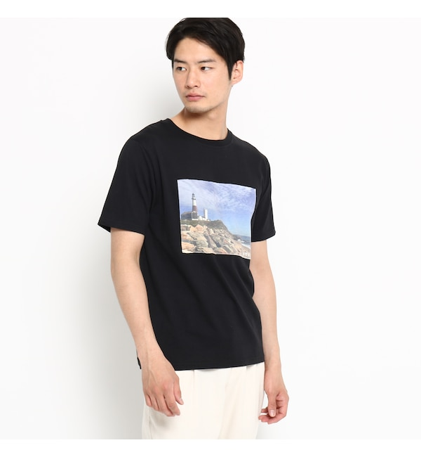 【デッサン/Dessin】 【洗える】フォトTシャツ