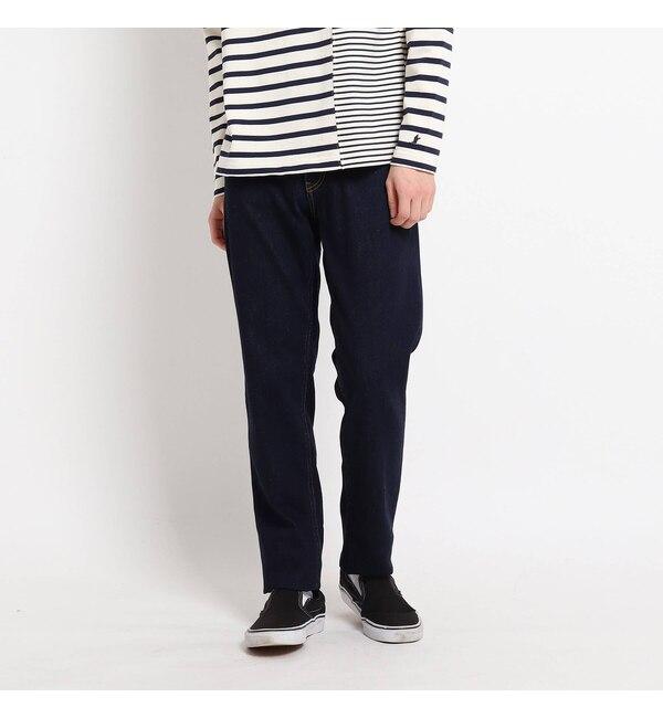 人気ファッションメンズ|【デッサン/Dessin】 テーパードデニムパンツ