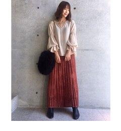 【アクアガール/aquagirl】 【洗える】ナタリーシャツ [送料無料]
