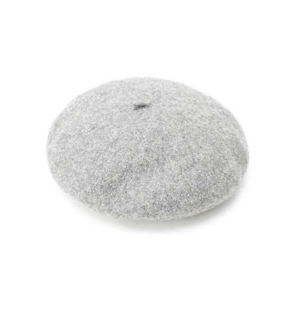 【イッツデモ/ITS'DEMO】 ラメフェルトベレー帽