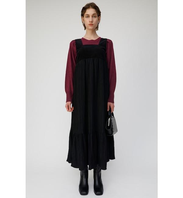 【マウジー/MOUSSY】 CORDUROY COMBI ドレス