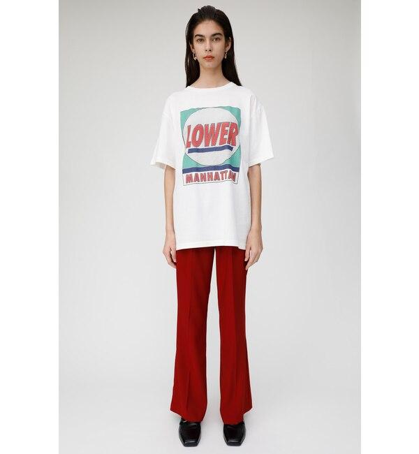 【マウジー/MOUSSY】 CENTER PRESS FLARE パンツ