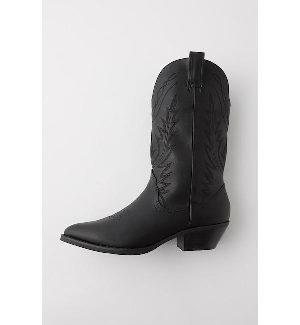 【マウジー/MOUSSY】 COWBOY ブーツ