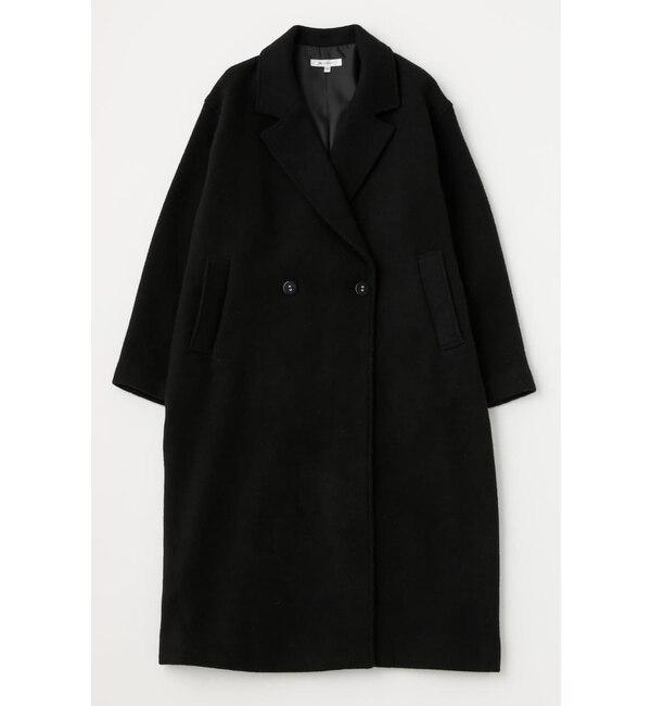 【マウジー/MOUSSY】 A LINE WOOL LONG コート