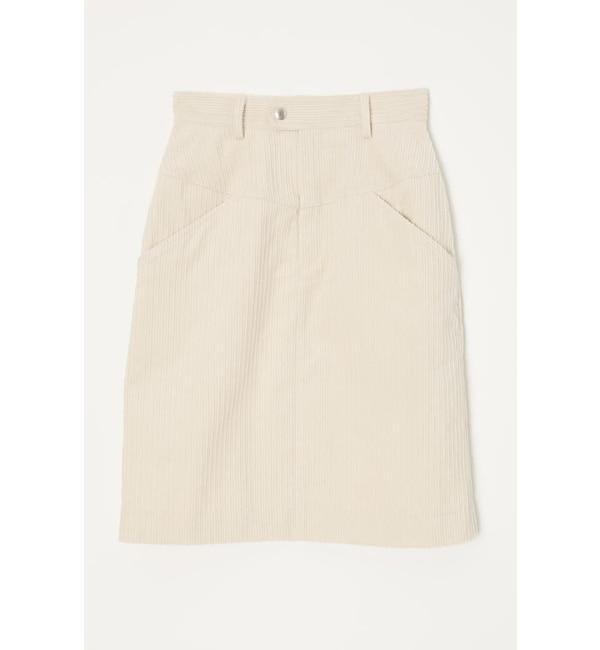 【マウジー/MOUSSY】 CORDUROY MINI スカート