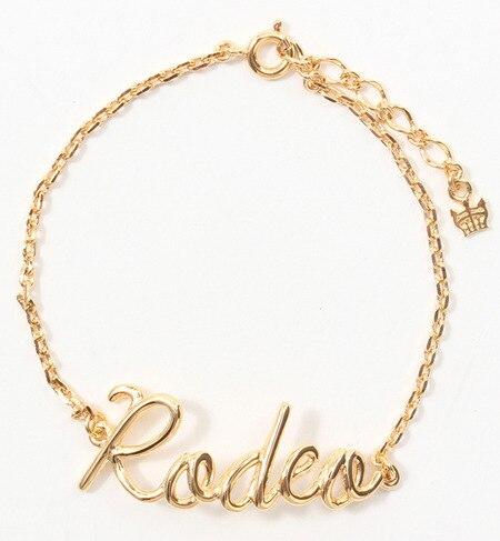 【ロデオクラウンズワイドボウル/RODEO CROWNS WIDE BOWL】 RODEO ブレスレット [3000円(税込)以上で送料無料]