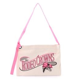 【ロデオクラウンズワイドボウル/RODEO CROWNS WIDE BOWL】 ネオンカラー サコッシュ [3000円(税込)以上で送料無料]