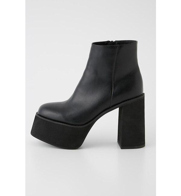 【スライ/SLY】 CHUNK SOLE BOOTS