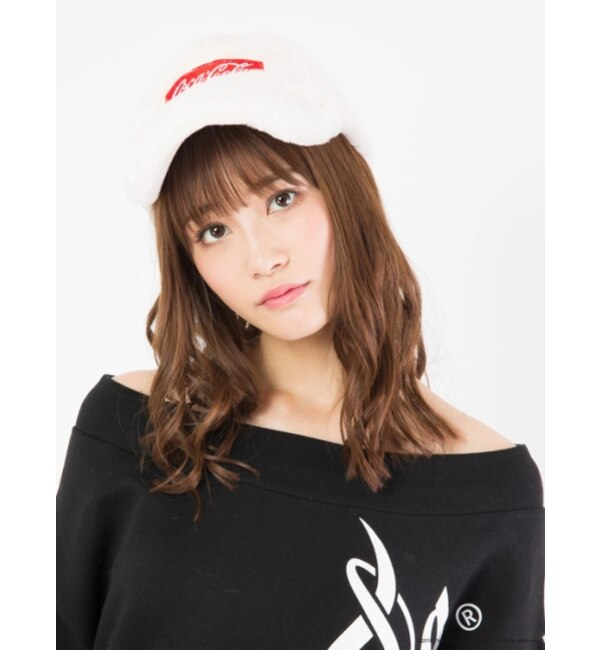 【セシルマクビー/CECIL McBEE】 【コカ・コーラコラボ】CAP