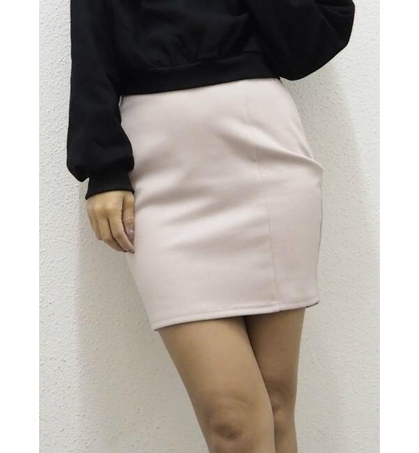 【リゼクシー/RESEXXY】 BASICポンチスカート