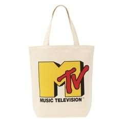 【アングリッド/Ungrid】 MTVプリントトートバッグ [送料無料]