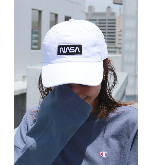 【アングリッド/Ungrid】 NASAロゴCap