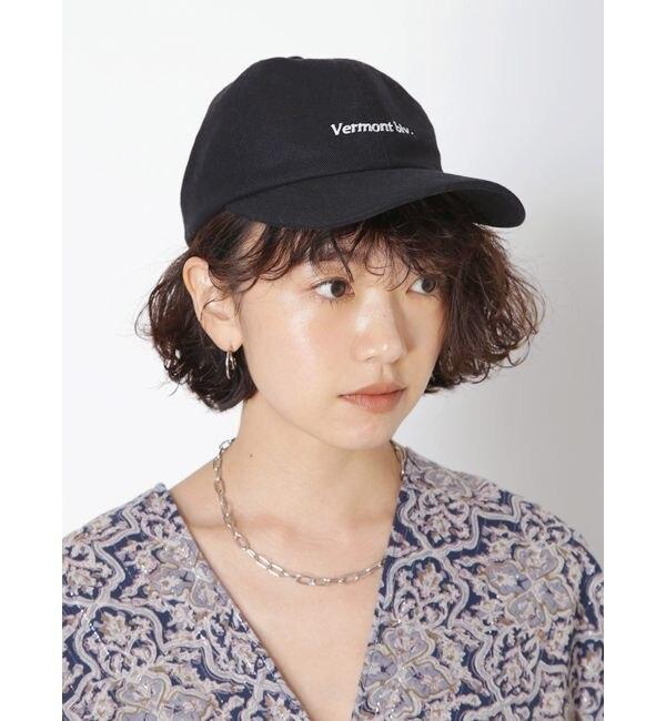 【アングリッド/Ungrid】 リネン混CAP