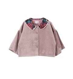 【メリージェニー/merry jenny】 ショートキルティングジャケット [送料無料]